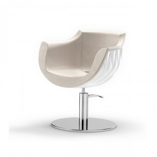 Pearl Chair White